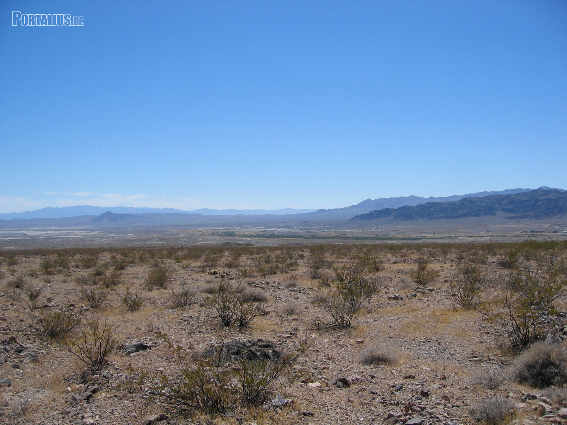 Death Valley National Park (2) - Way to
