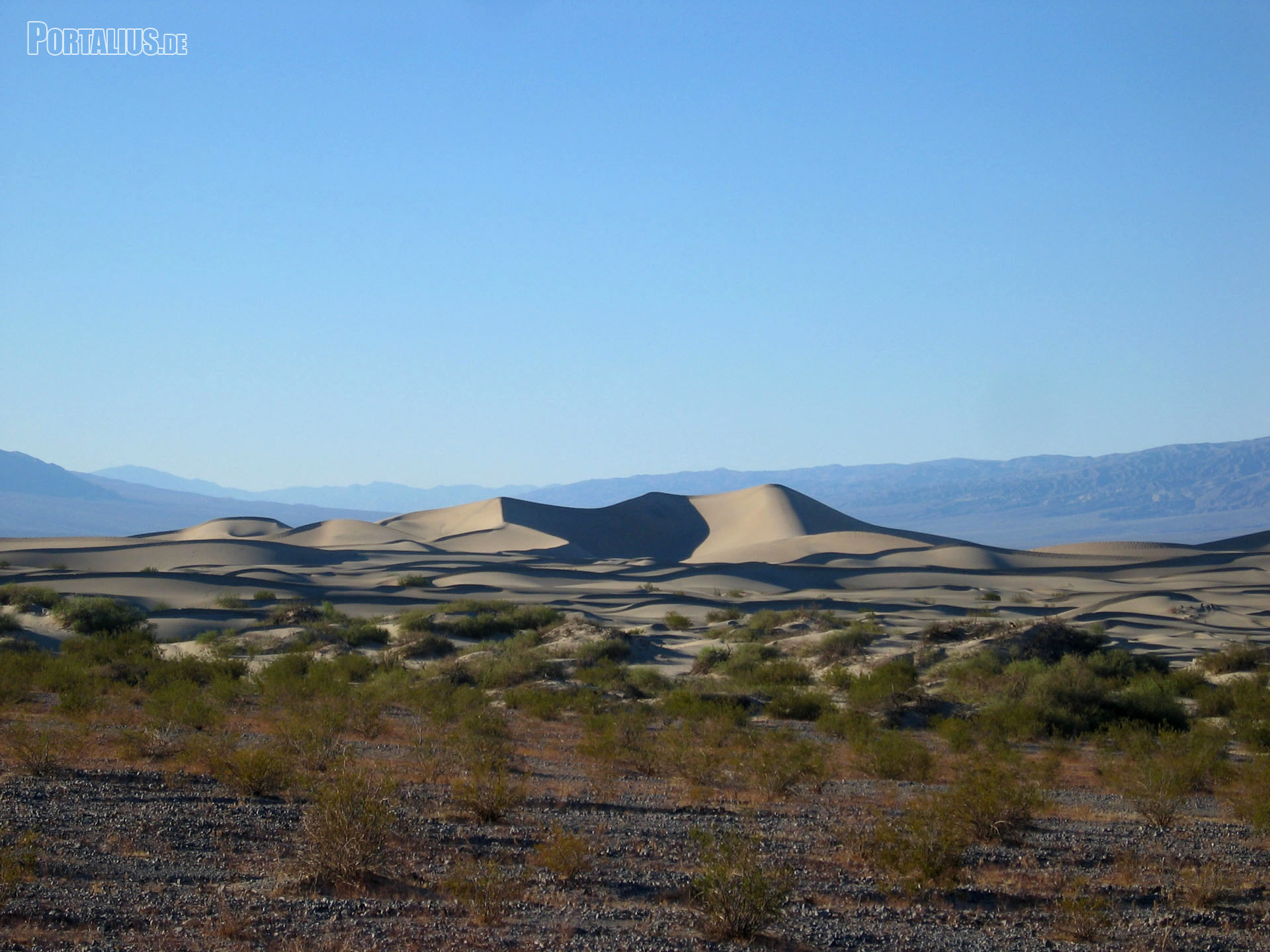 Death Valley National Park (50) - Sand Dunes