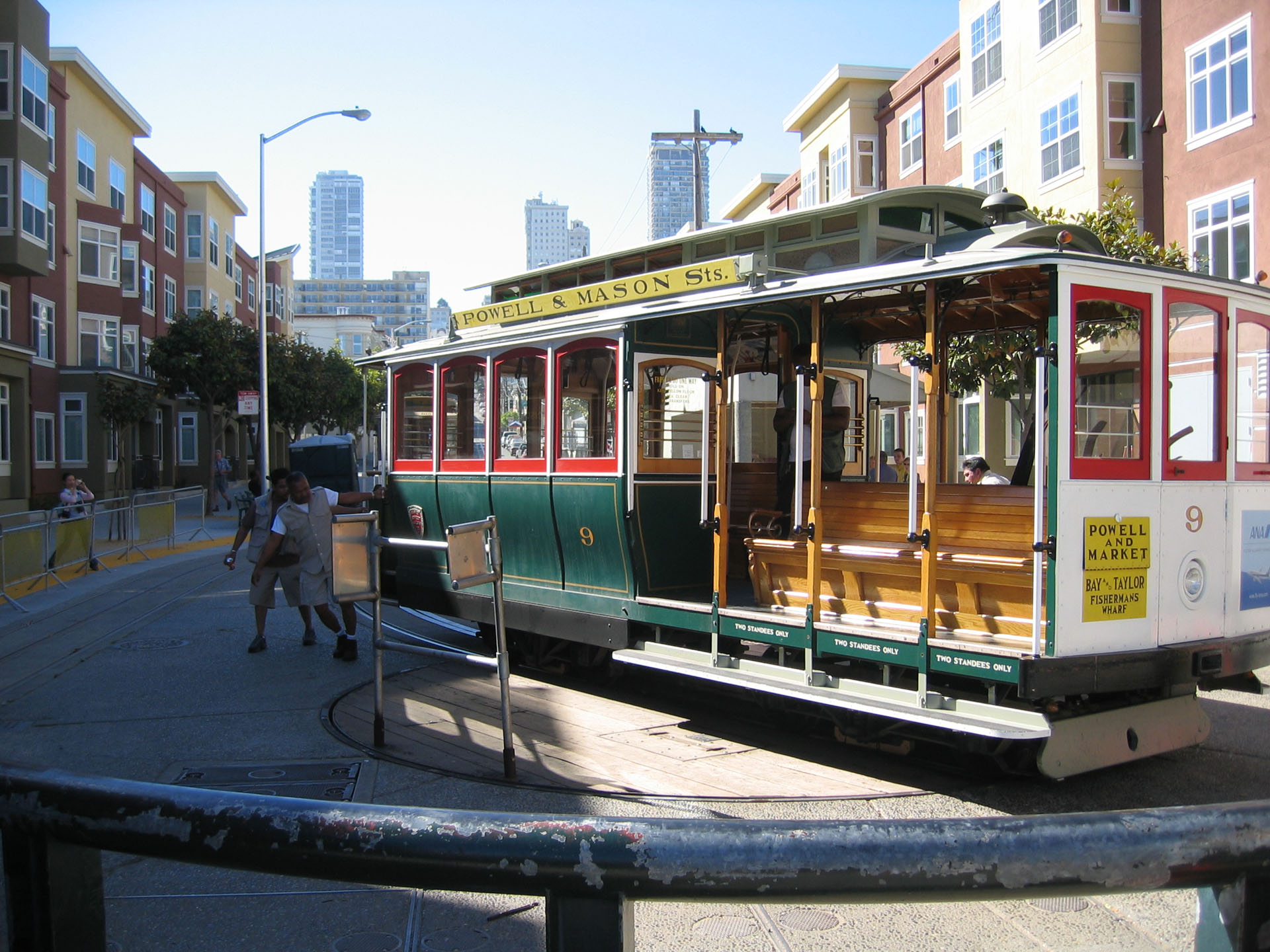 San Francisco - Cable Car (1)