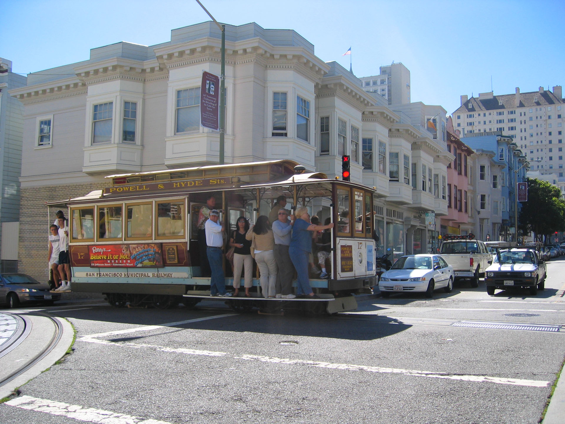 San Francisco - Cable Car (3)