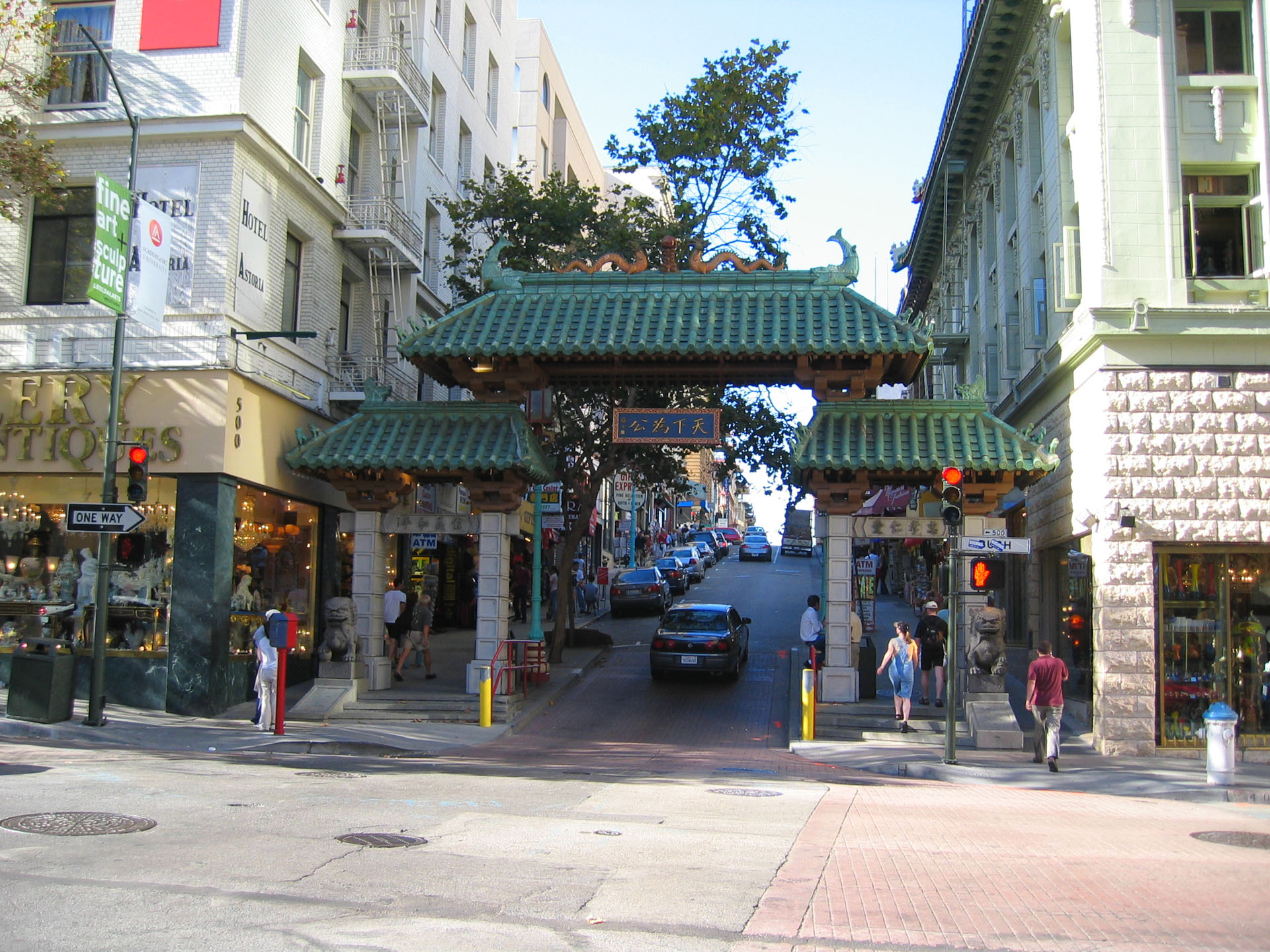 San Francisco - Chinatown (1)