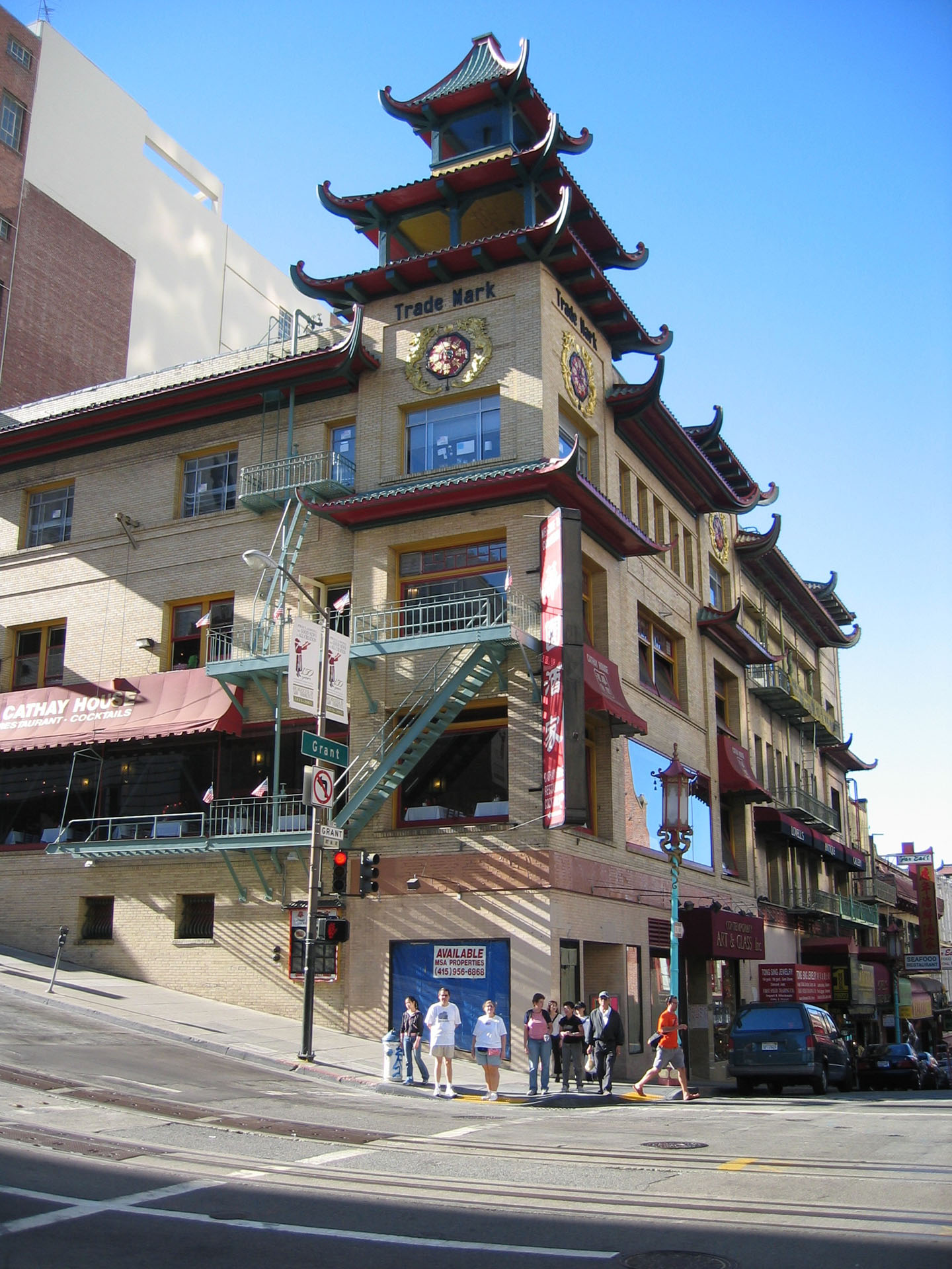 San Francisco - Chinatown (2)