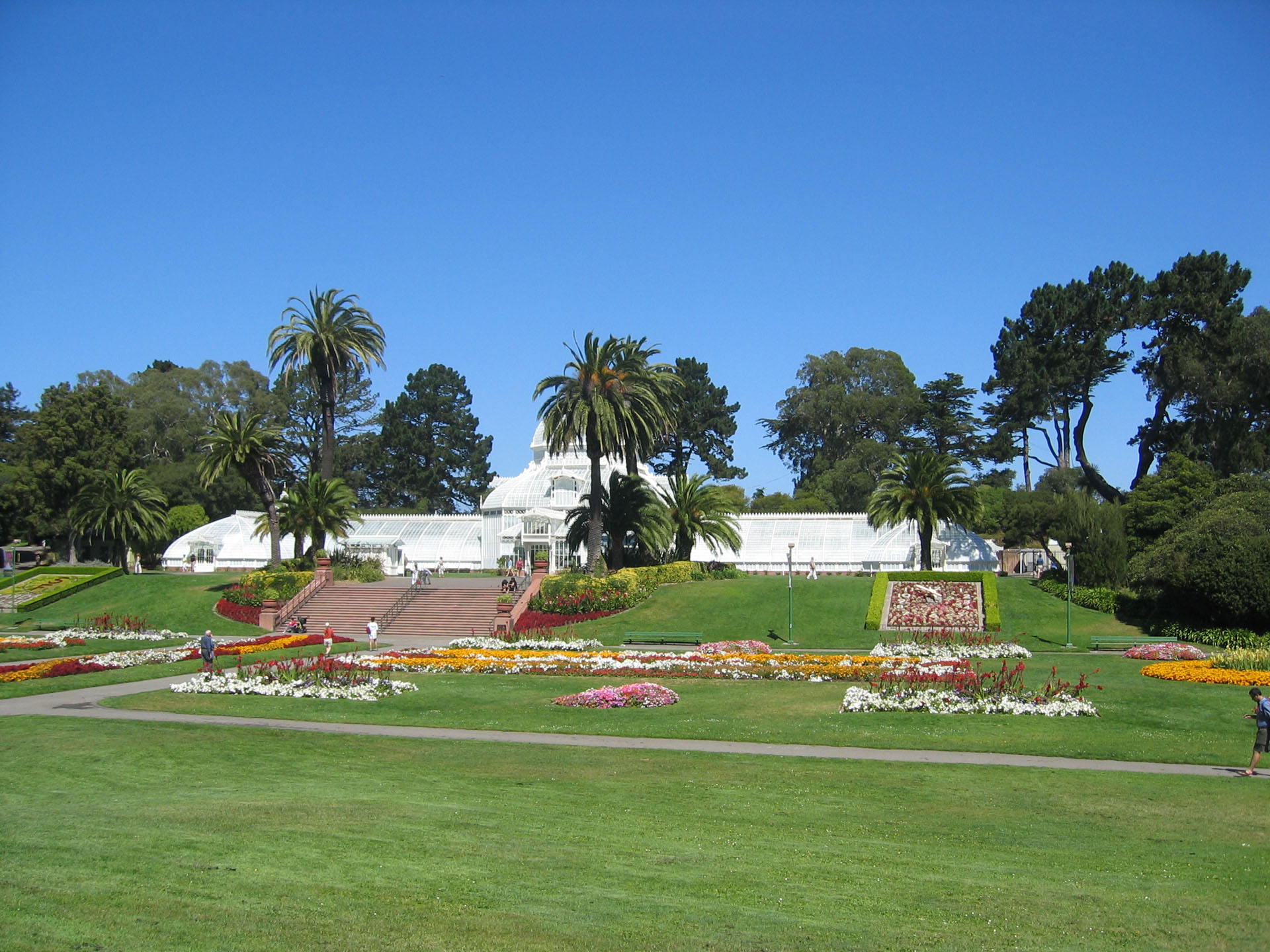 San Francisco - Golden Gate Park (2)