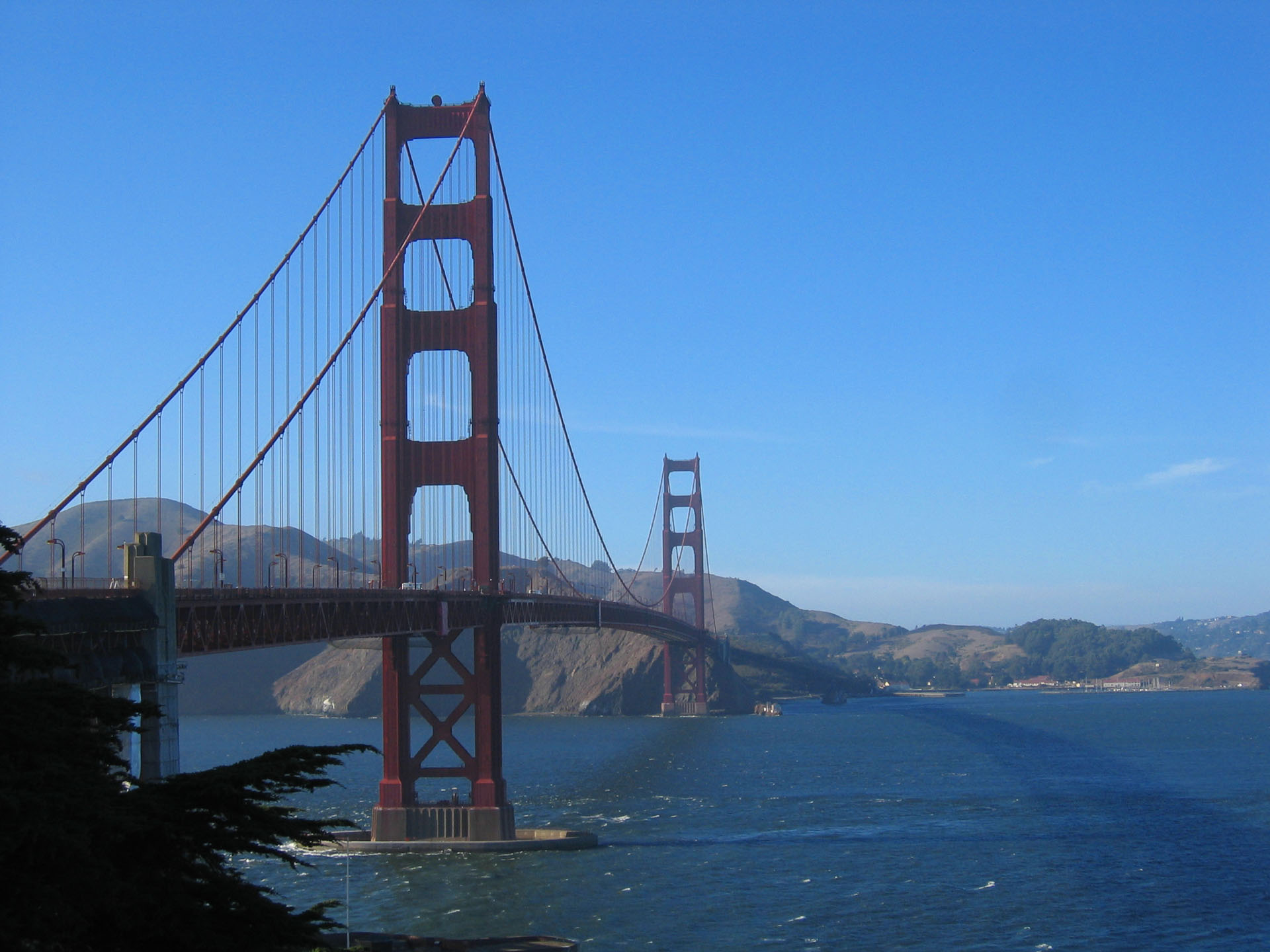 San Fransico - Golden Gate Bridge