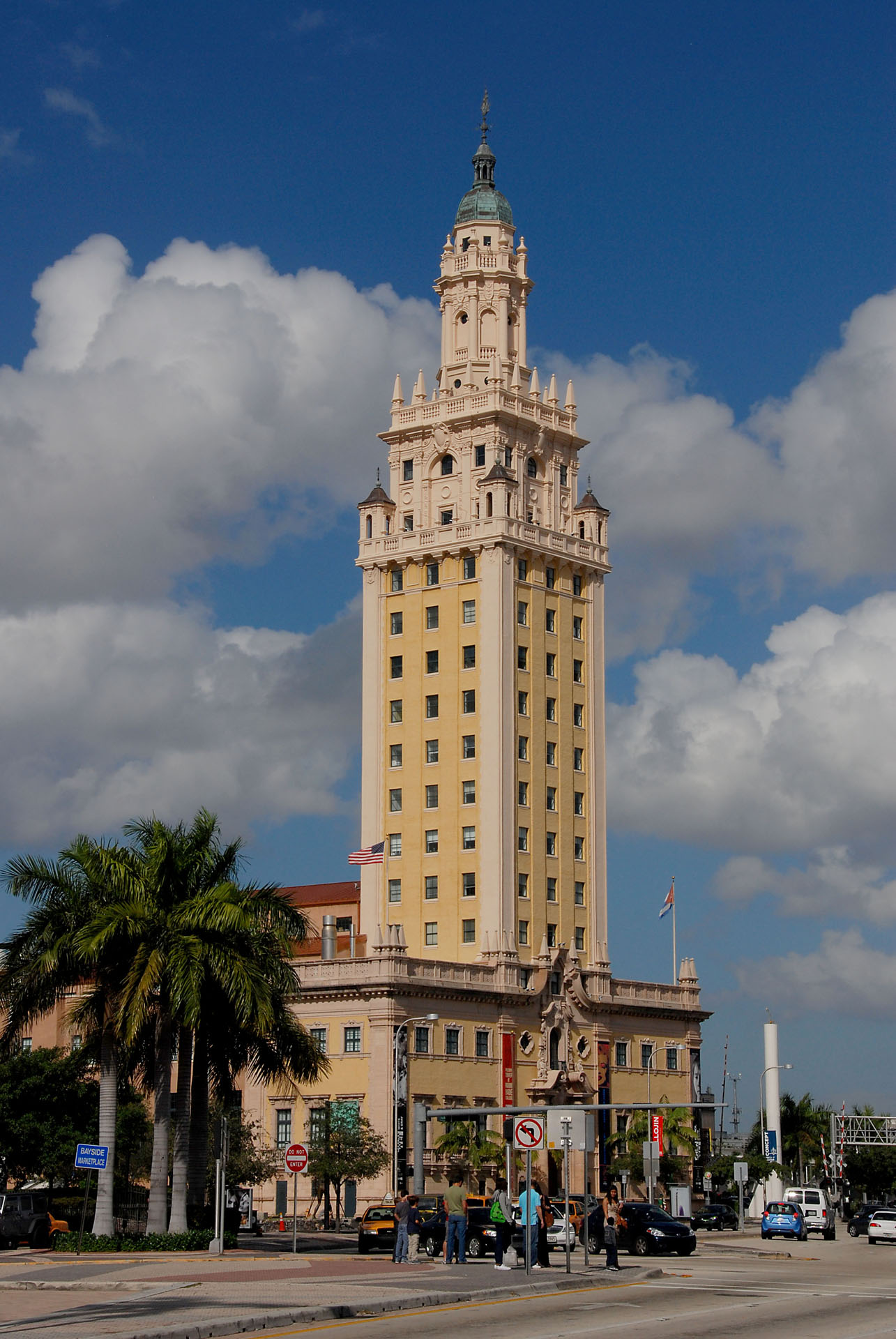Freedom Tower - Miami