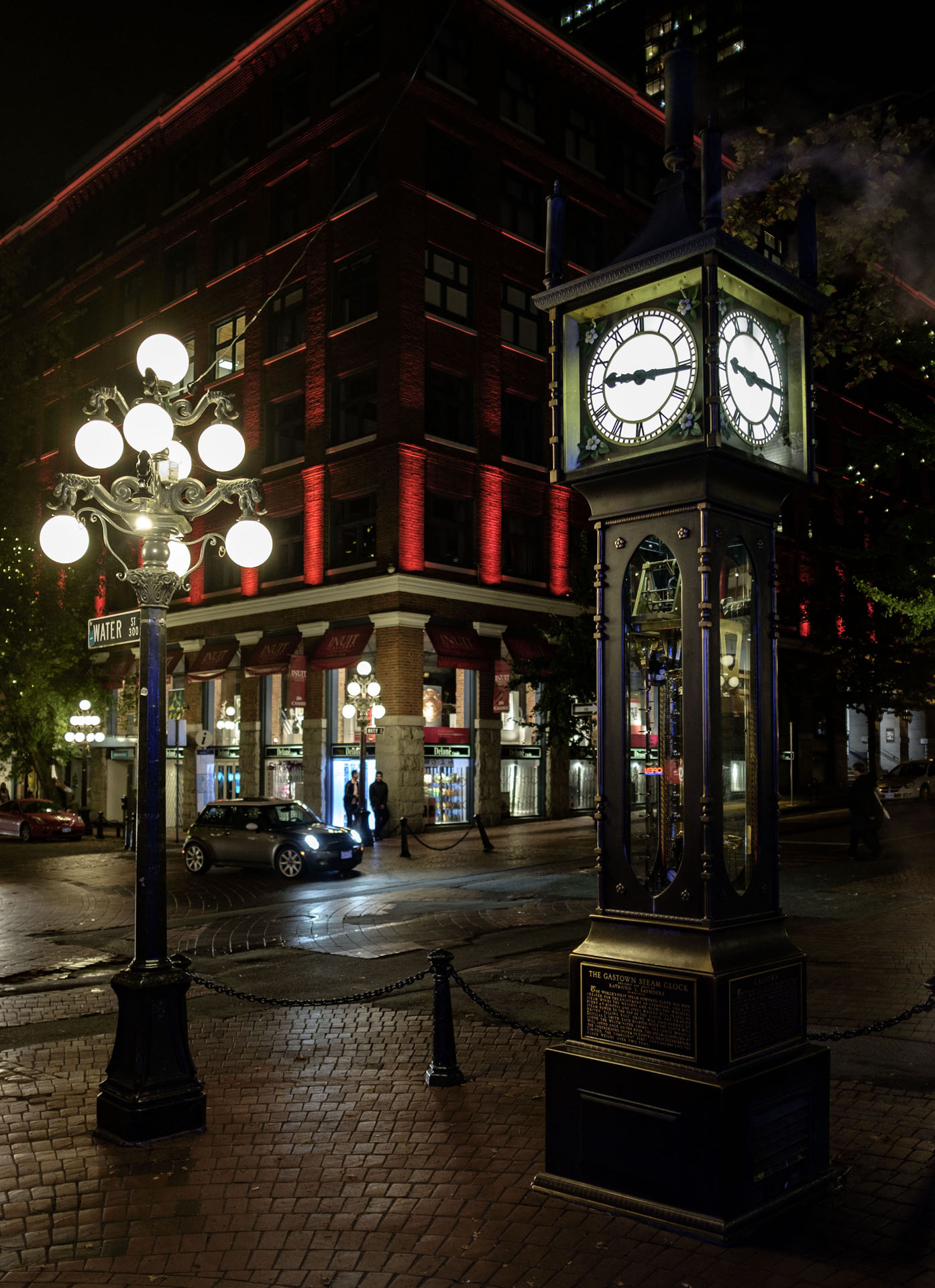Steam Clock - Vancouver